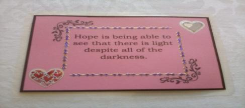 Cards of Hope