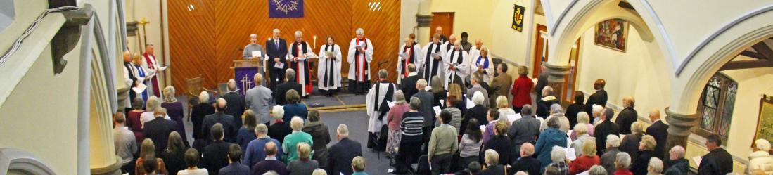 A New Minister at The Cotteridge Church - Birmingham Methodist
